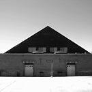Mudflat Building. Alviso, California by Igor Pozdnyakov