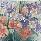 Roses by Kay Hale