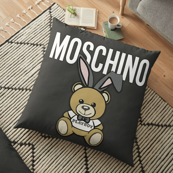 Moschino Playboy Floor Pillow
