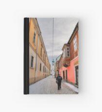 Narrow streets Hardcover Journal