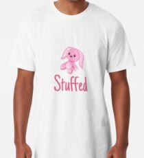Feeling stuffed? Check this out!  Long T-Shirt