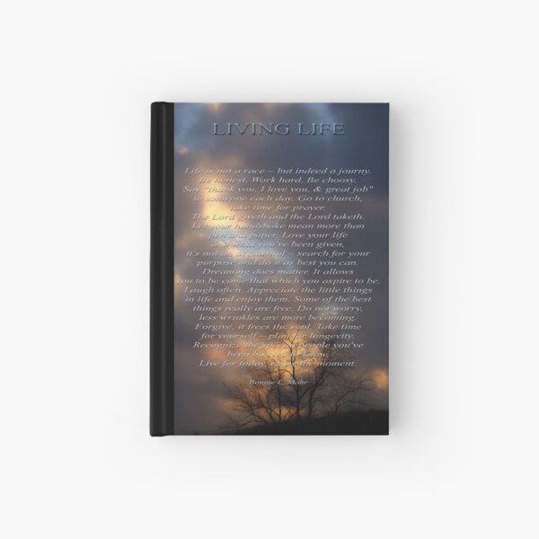 Living Life 2 Hardcover Journal