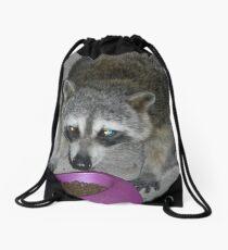 Mochila saco Dangerous Looking Raccoon