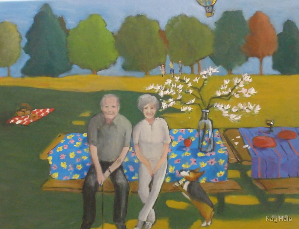 Midwest Memory by Kay Hale