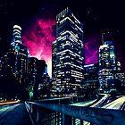 Spacey Los Angeles by FrankieCat