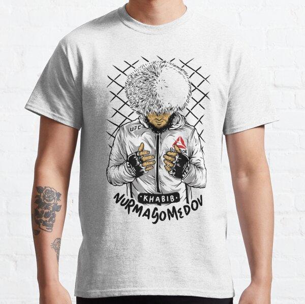 """Khabib """"The Eagle"""" Nurmagomedov Classic T-Shirt"""