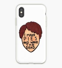 Pushing Daisies - Ned the Piemaker iPhone Case