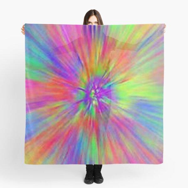 Tye Dye Brilliance Scarf