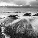 White Rock Beach, Killiney, Ireland by Alessio Michelini
