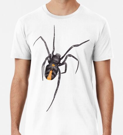 Red Back Spider Premium T-Shirt