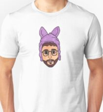 Bryan Fuller In A Bunny Hat Unisex T-Shirt