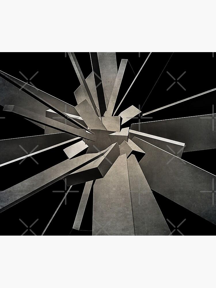 3D Concrete Blocks by perkinsdesigns