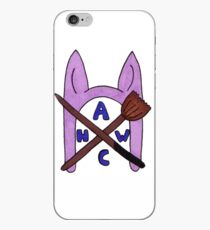 Animal Hat Witch Coven Official Logo iPhone Case