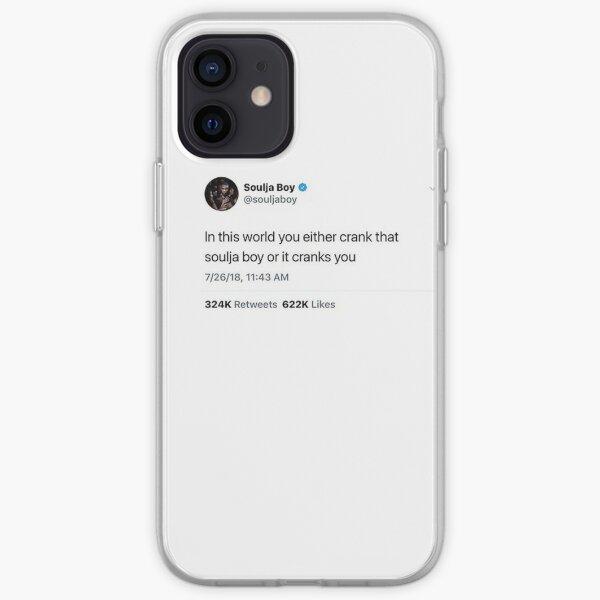 Soulja Boy Tweet iPhone Soft Case