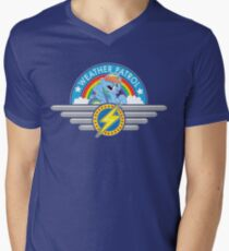 Weather Patrol Men's V-Neck T-Shirt