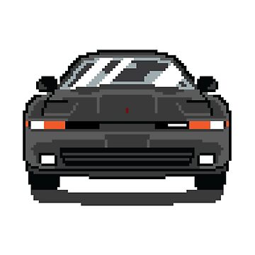 Black Mk3 Supra by mw-gfx