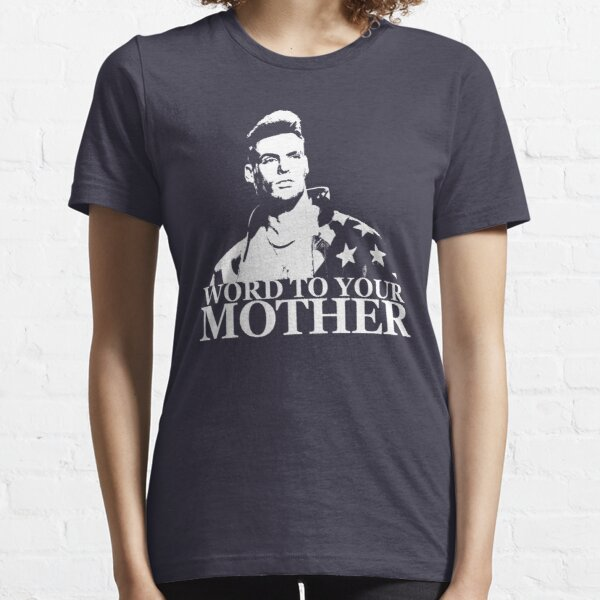 Vanilla Ice - Word To Your Mother Essential T-Shirt