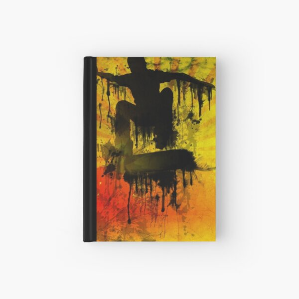 Kickflippin it! Hardcover Journal