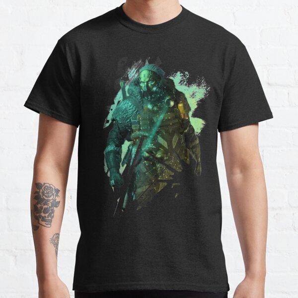 Battle Royale Caustic Classic T-Shirt