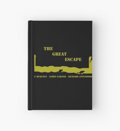 The Great Escape Hardcover Journal