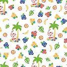 Tropical Island Life by Sandra Hutter