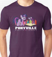 Ponyville Public Library Unisex T-Shirt