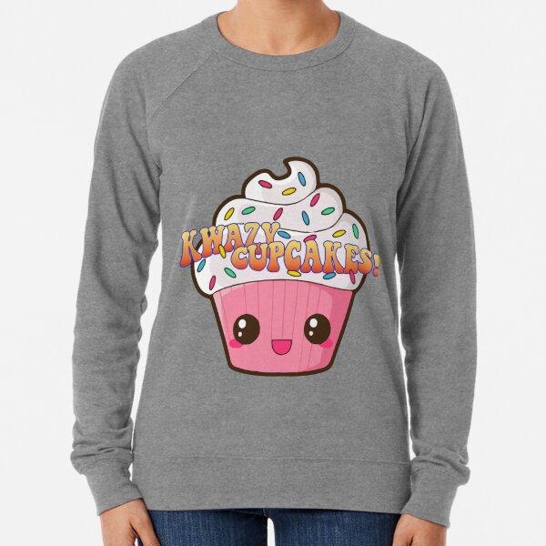Kwazy Cupcakes Lightweight Sweatshirt
