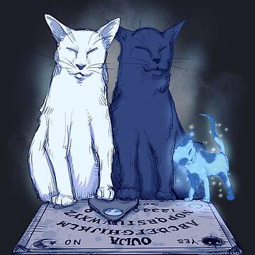 Ghost Kitten by LVBART