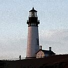 Yaquina Head Lighthouse by Chappy