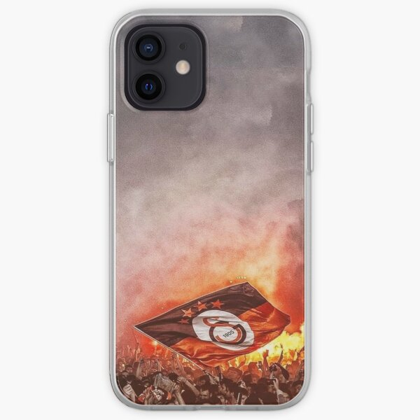 Papier peint d'art Galatasaray Coque souple iPhone
