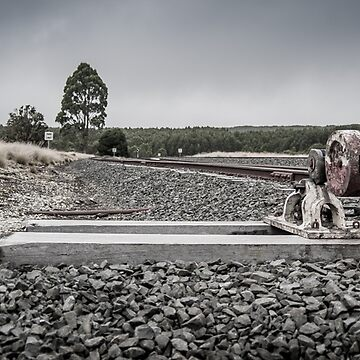 Railway Points  by taspaul