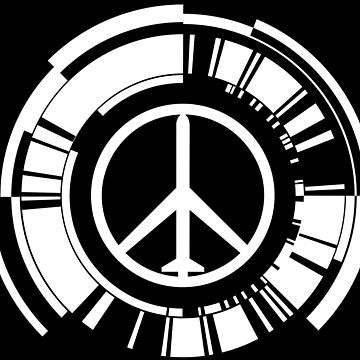 Metal Gear Solid, Peace Walker Emblem (White, variants) by crimzind