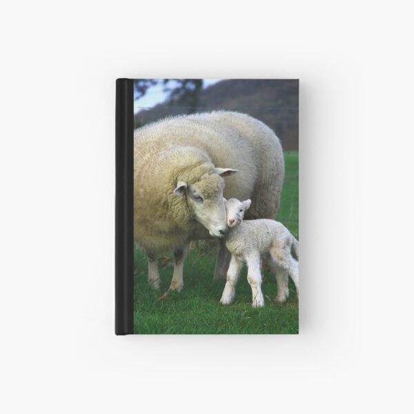 Hi Mum. Hardcover Journal