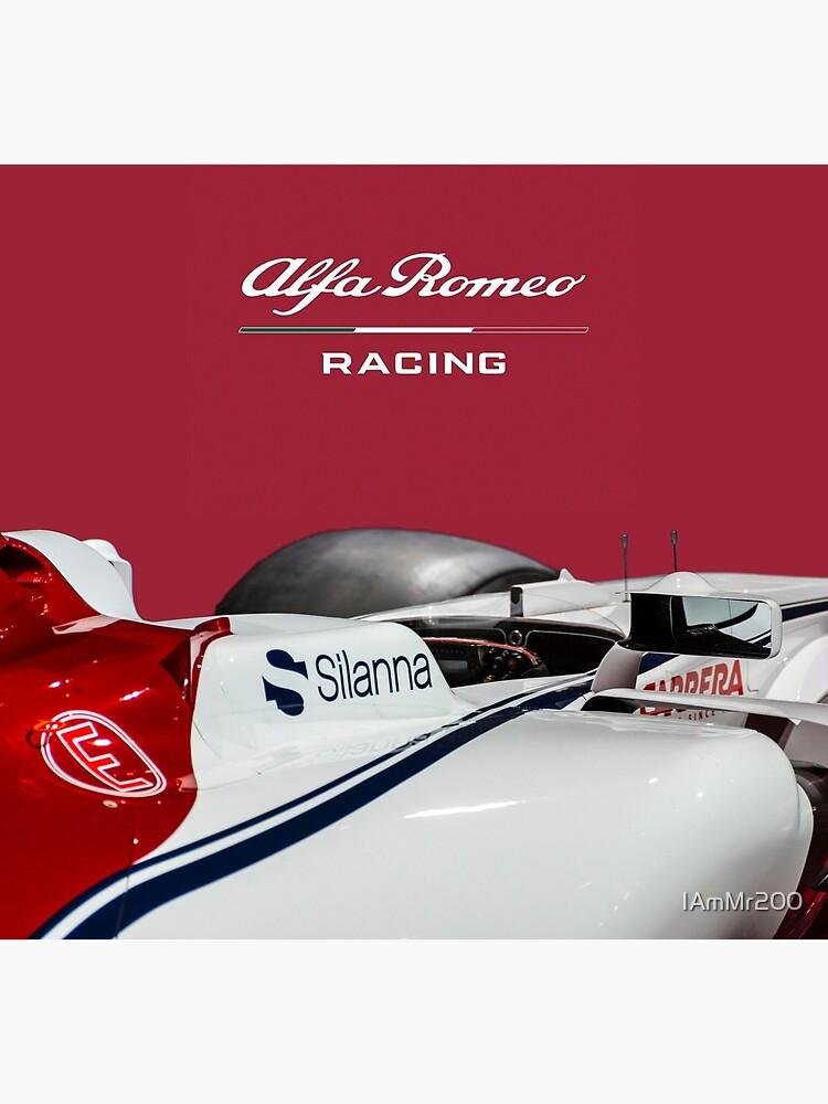 Alfa Romeo Racing Formula 1 Team by IAmMr200