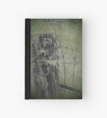 Of Wood and Wire ll Hardcover Journal