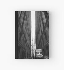 Lonely Financial Zone Hardcover Journal