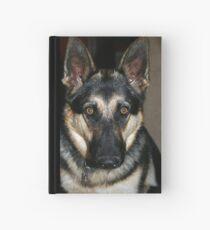 Misty - German Shepherd Hardcover Journal