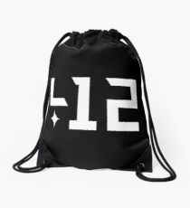 412 pittsburgh Drawstring Bag