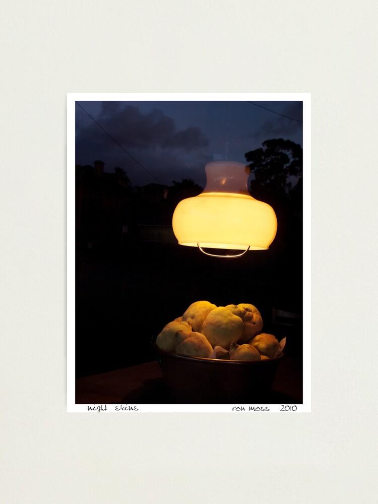 Alternate view of Night Skins 2 Photographic Print
