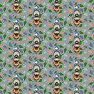 Totem Totoro-Muster von CanisPicta
