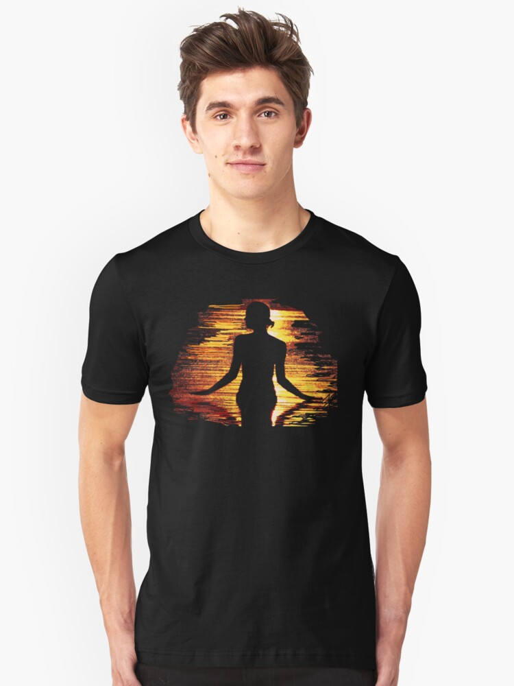 skinnydipping Unisex T-Shirt Front