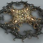 Granny's Old Brooch by nclames