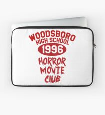 Woodsboro High Horror Movie Club 1996 Laptop Sleeve
