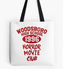 Woodsboro High Horror Movie Club 1996 Tote Bag