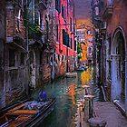 Venetian Twilight by Brian Tarr