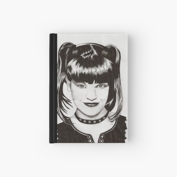 Abby - Pauley Perrette Hardcover Journal
