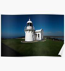 Crowdy Head Light House  Poster