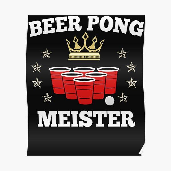Bavarian Pong 1 Trinkspiel Beer Pong Tisch Junggesellenabschied