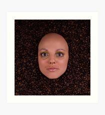 Caffeine Hit Art Print
