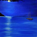 Moonlight by Kostas Koutsoukanidis